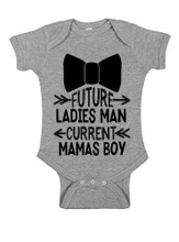 Best Selling Cute and Funny Baby Boy Onesie