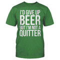 Great Irish Drinking Beer Shirt For St Pattys Day