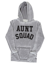 Aunt Squad Top Selling Fashion Hoodies and Clothing (Cement)