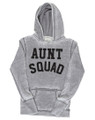 Aunt Squad Fashion Hoodies and Clothing (Cement)