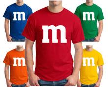 Adult M&M Shirts