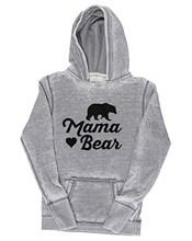 Mama Bear Hoodies