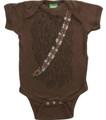 Chewbaca Star Wars Baby Onesies