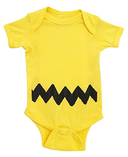 b8e0a3df785 Charlie Brown Onesie For Babies - Apparel Great Gifts Costume