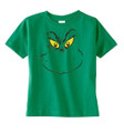 toddler - youth sizes Grinch t shirt Holiday and Christmas shirt