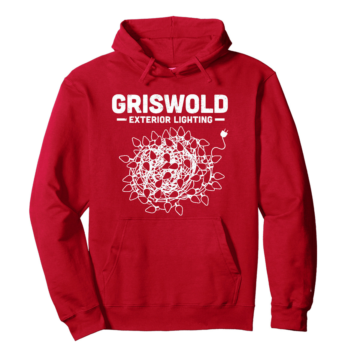 e6d4970ba36d Griswold Hoodie Family Vacation Funny Christmas Lights