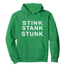 Stink Stank Stunk Whoville Hater Hoodie - Grinches Unite