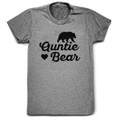 Auntie Bear Family Fashion Tee Shirt