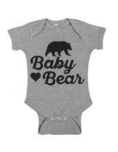 Baby bear onesie clothing is a great gift