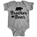 Brother bear baby onesie