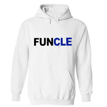 Funcle Fun Uncle Hoodie Gift Small to 5x Sizes