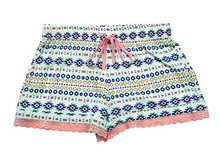 Women's Aztec Indian Country Western Sleep Short Pajama