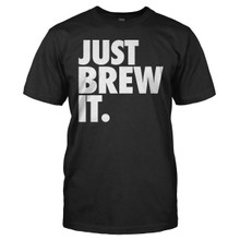Just Brew It Beer Drinking Party Summer Shirts