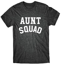 Aunt Squad T Shirt - Perfect For New Baby Gifts to Aunties