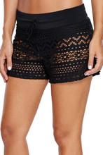 Best Selling Ladies Swimwear - Not A Bikini but Instead best selling swim shorts - modest but top seller.