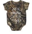 Country Mama Baby Onesie - Aint No Mama Like The One I Got