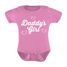 Order Pink Baby Romper Daddy's Girl From Southern Sisters Designs