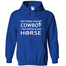 Horse Hoodies for girls that love rodeo, cowboy and western, barn brats and more