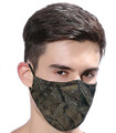 Camo Face Mask As Recommended By The CDC to help prevent flu and virus germs