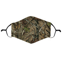 Hunter Camouflage Pattern with filter slot is a top seller for men and women
