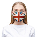 UK British Flag Cloth Face and Mouth Covering Mask