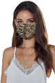 Cheetah Designer Face Mask Cloth