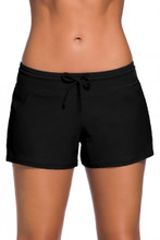 Ladies Black Swim Shorts Are Hot Sellers
