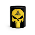 Don't Tread On Me Mug with Gadsden Flag 11 oz and 15 oz