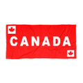 Beach Towel Canada Flag 30 x60