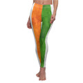 Irish Flag Leggings - Ships Fast From USA