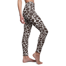 Limited Edition Leopard Print Leggings for women workout out exercise or casual