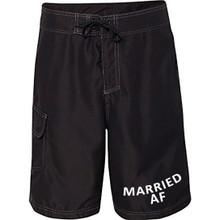 Married AF Bathing Suit Bottom Men's
