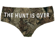 Wedding Lingerie The Hunt Is Over