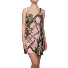 Pink Camo Tank Dress