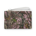 Pink Camouflage Clutch Bad