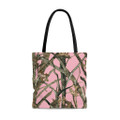 Pink Camouflage Tote