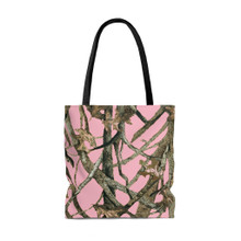 Beach Bags in Pink Camo
