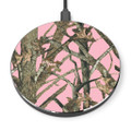 Pink Camouflage Wireless Charger