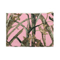 Pink Camo Accessory Pouch For Cosmetic or Travel
