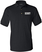 Security Polo Shirt For Sale