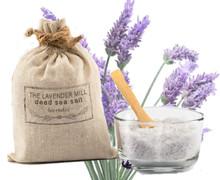 Lavender Bath Salts Dead Sea