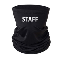 Printed Staff Neck Gaiter Coverings