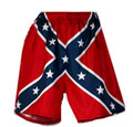 Rebel Flag Swim Trunks Mens