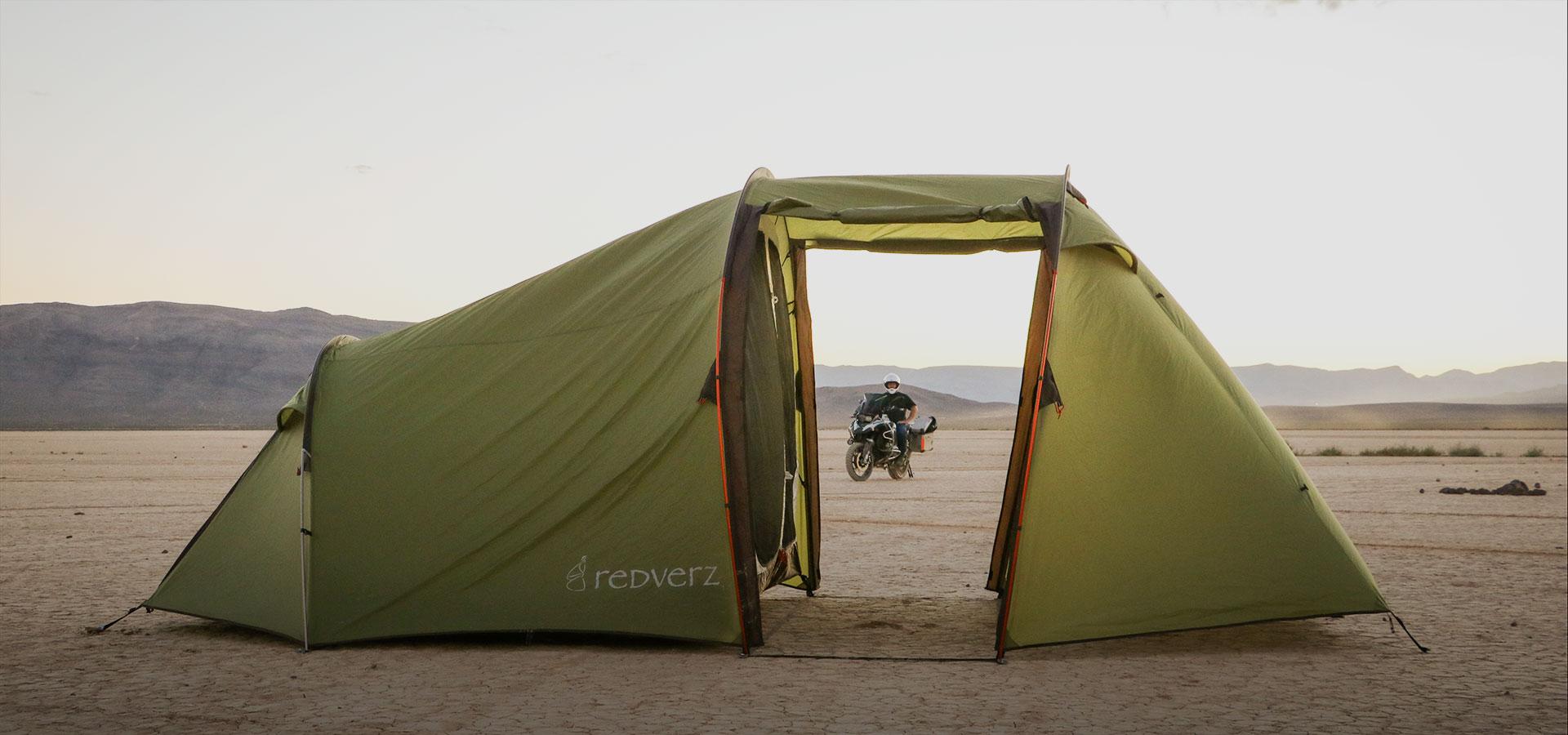 Redverz Tents