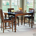 BERNHARDT FURNITURE AMERICAN ANTHOLOGY PUB TABLE