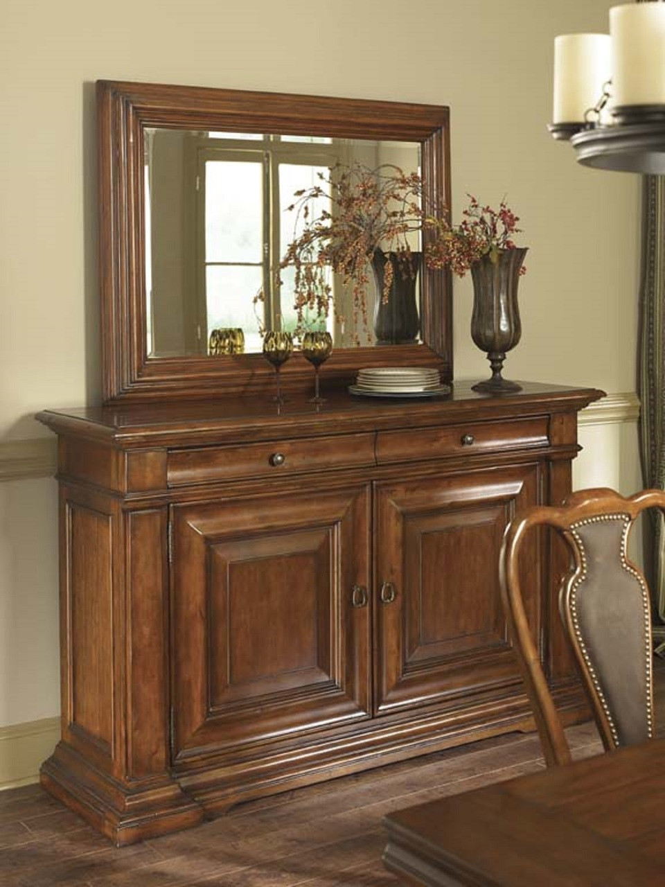 American Drew Furniture European Traditions Collection Cherry