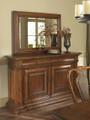 AMERICAN DREW FURNITURE EUROPEAN TRADITIONS LANDSCAPE MIRROR