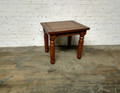 STRATFORD FURNITURE BRADLEY CHERRY END TABLE