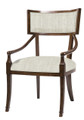 BELLE MEADE SIGNATURE FURNITURE SET OF 4 ELLIOT DINING CHAIRS