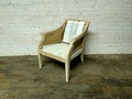 XS UPHOLSTERY FURNITURE UNFINISHED ACCENT CHAIR FRAME